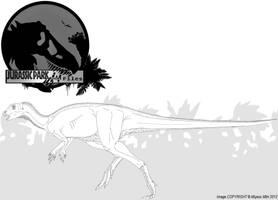 InGen Files Othnielia rex by Miyess