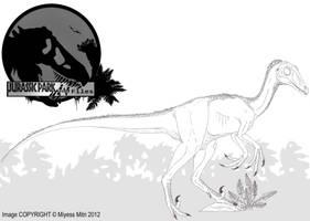 InGen Files - Troodon by Miyess