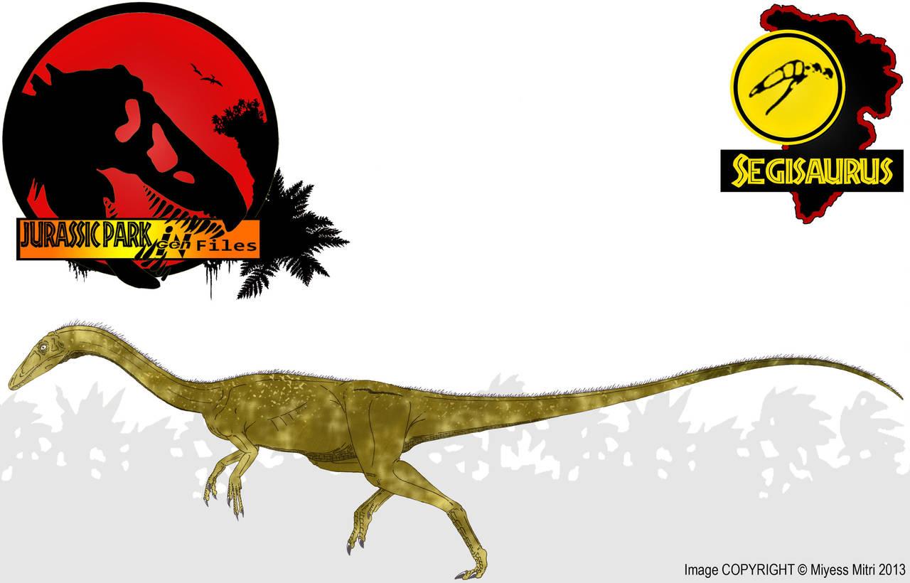 InGen Files - Segisaurus (UPDATED) by Miyess