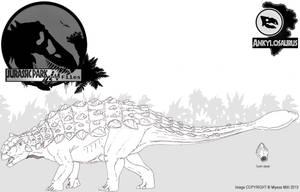 InGen Files Ankylosaurus (UPDATED) by Miyess