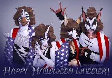 {Wheeler Institute - Halloween !} by noiresetoiles