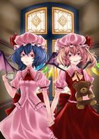 Evil Twin Sister by Kanda-Yakumo