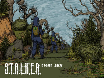 S.T.A.L.K.E.R. - Lost in Space by Plutonia-V41