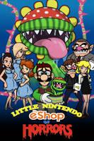 Little Nintendo eShop of Horrors by Mothman64