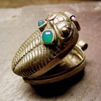 trilobite container pendant 2 by morpho2012