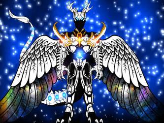 Angel (Dragon Form) - 2018... by AngelGhidorah