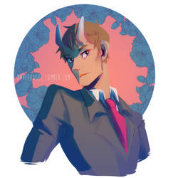 Demon Reigen by Owlyjules