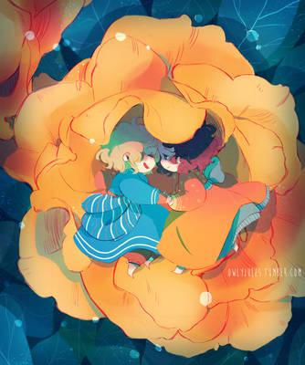 Tiny love by Owlyjules
