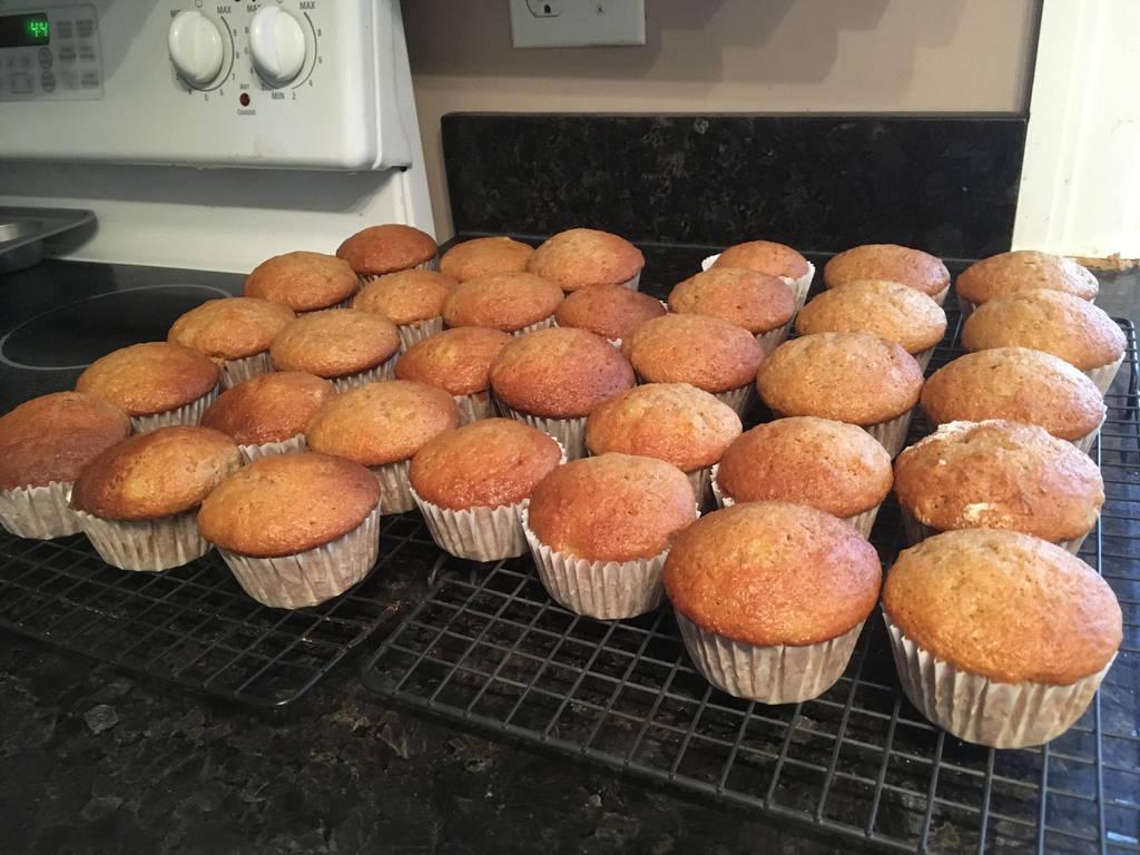 Pumpkin Spice Muffins by willb892