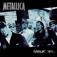 Garage Inc. Custom Album Cover by ORANGEMAN80