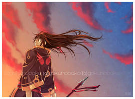 + Kerin - Sunset + by goku-no-baka