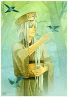 + Silent Forrest + by goku-no-baka
