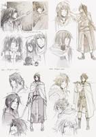 +Beast hunt sketch0rz part2+ by goku-no-baka