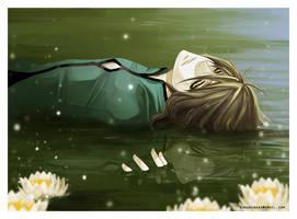 .+ No Regret +. by goku-no-baka