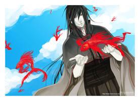 ++ Sky Fish ++ by goku-no-baka