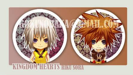 ++ Kingdom Hearts I ++ by goku-no-baka