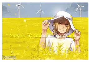 +Windmill Hills+ by goku-no-baka