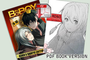 +Sketchbook PDF version+ by goku-no-baka