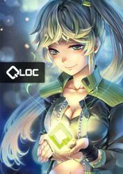 +Qloc Cover+ by goku-no-baka