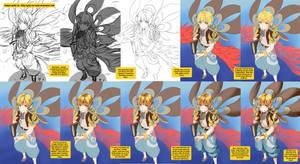 +Coloring Tutorial - WIP+ by goku-no-baka