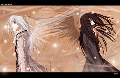 ++ Light and Darkness ++ by goku-no-baka