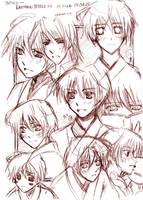 ++Kantarou-Tactics-doodle++ by goku-no-baka