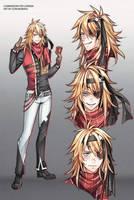 +Character Design commission for Lorinda+ by goku-no-baka