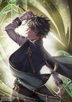 + Stealth Hunter - Venlo + by goku-no-baka