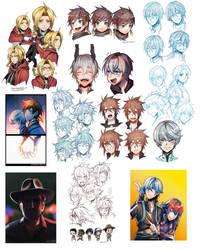 Twitter doodle update by goku-no-baka