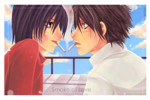 ++Addicted to love++ by goku-no-baka