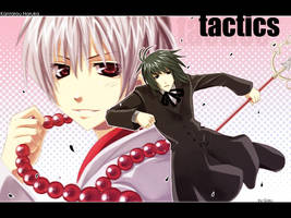++Tactics:WP++ by goku-no-baka