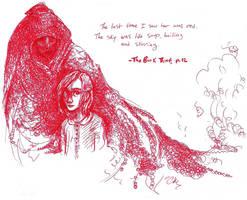 The Book Thief by indigocean
