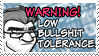 Stamp - Low BS Tolerance by fnook