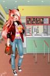 OC Neko Aimi (Update) by pandanekochanx3