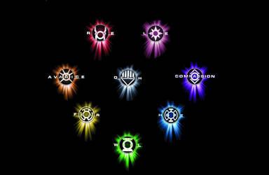 Emotional Spectrum by haljordan00