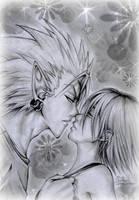 Hiruma et Mamori 02 by SalamiCC