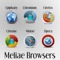 Meliae Browsers by sora-meliae