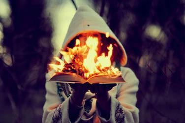 Burning A Memory by beyondimpression