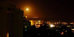 Nocturnal Sun by Stevieberg