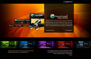 Sony Ericsson Hypersuite by skinsfactory