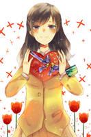 C: Megumi Imae by yuene
