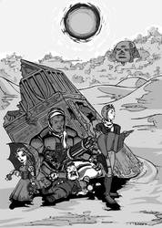 Wolsung 'Journey' by Pawel-Lada