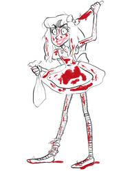 homicidal maniac by lorndasha