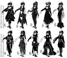 Dauntless - Linx city fashion by LiberLibelula