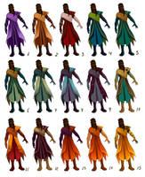 Dauntless - Coldo color test by LiberLibelula
