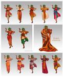 Zori's Wardrobe by LiberLibelula