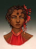 Lady Yeine Darr Arameri by LiberLibelula