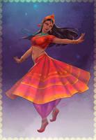 Princess Yum Yum by LiberLibelula