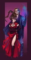 Witchsonas by LiberLibelula
