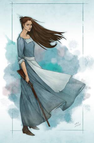 Berenice by LiberLibelula